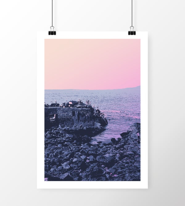 Image of Forty Foot Limited Edition Print