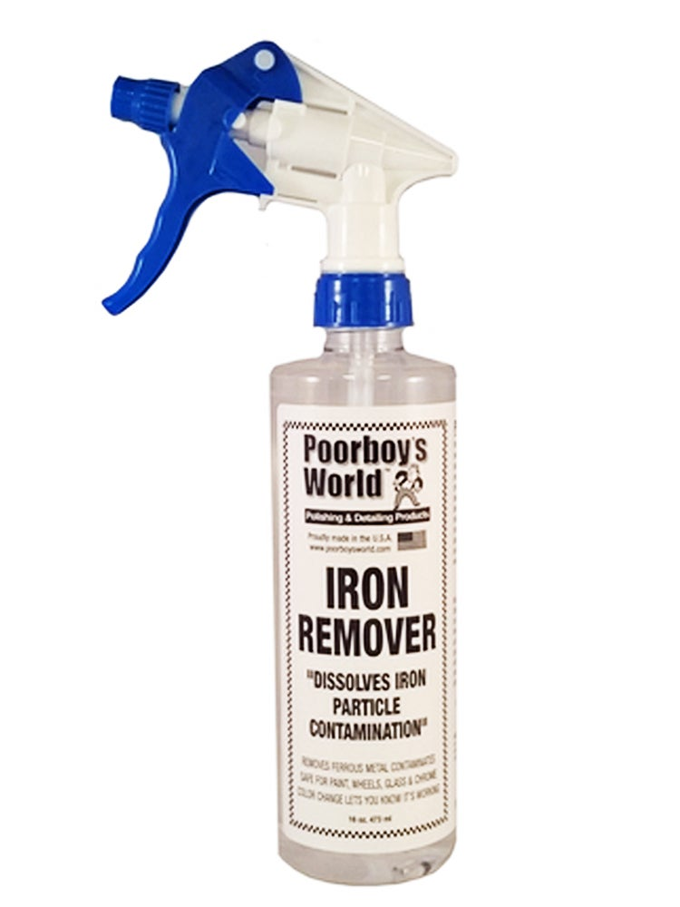 Image of Poorboy's - Iron Remover