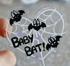 Baby Bat Clear Sticker Image 2
