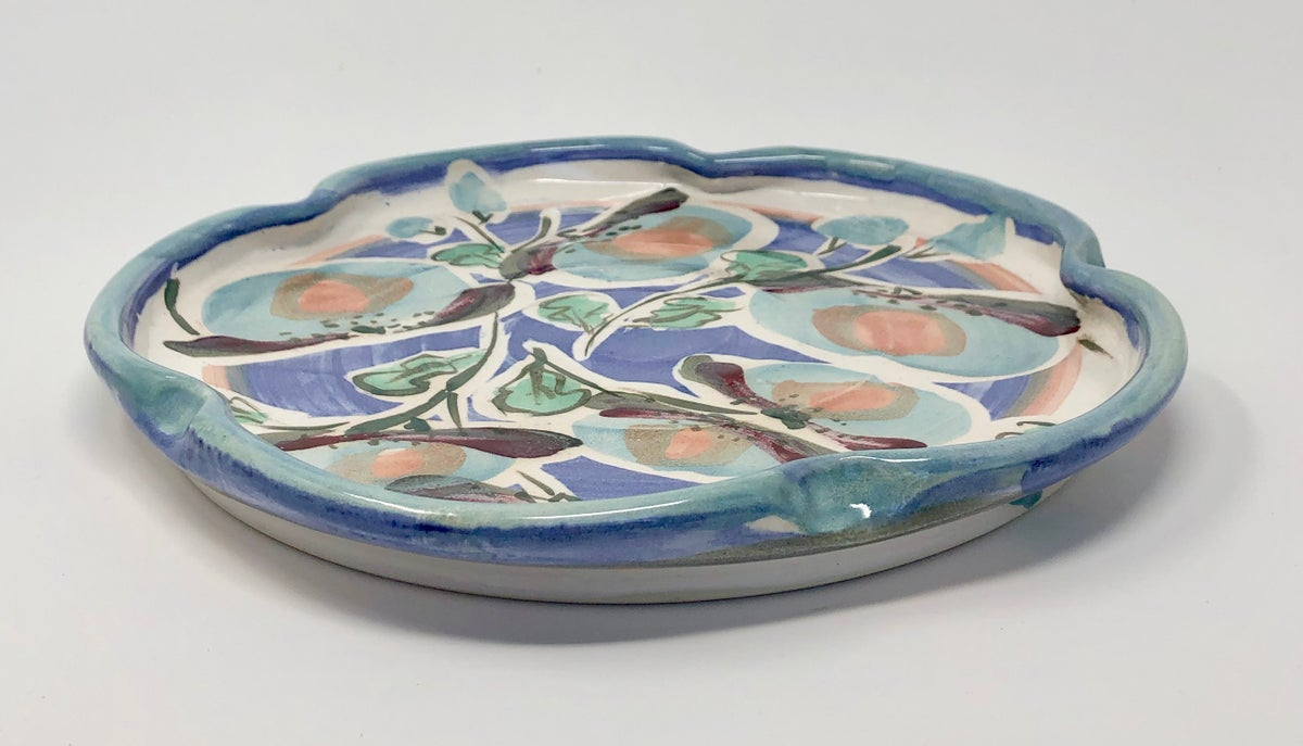 Image of Platter - Blue