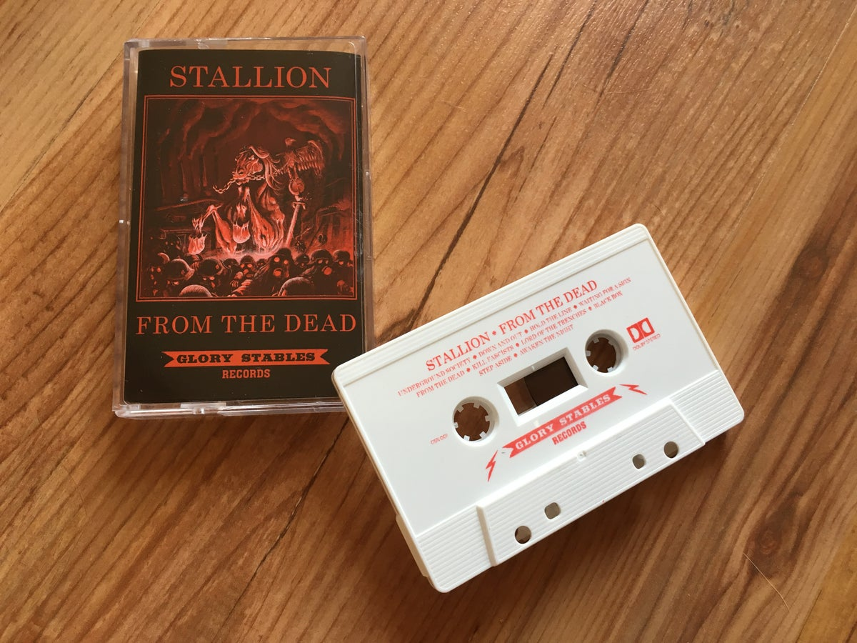 From the Dead - Tape