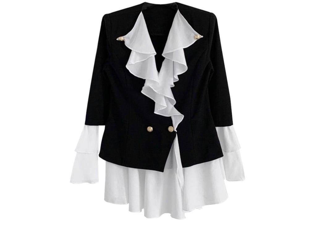 "Image of ""Celeste"" blazer top"