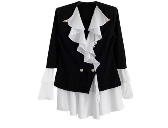 "Image of ""Celeste"" blazer top"