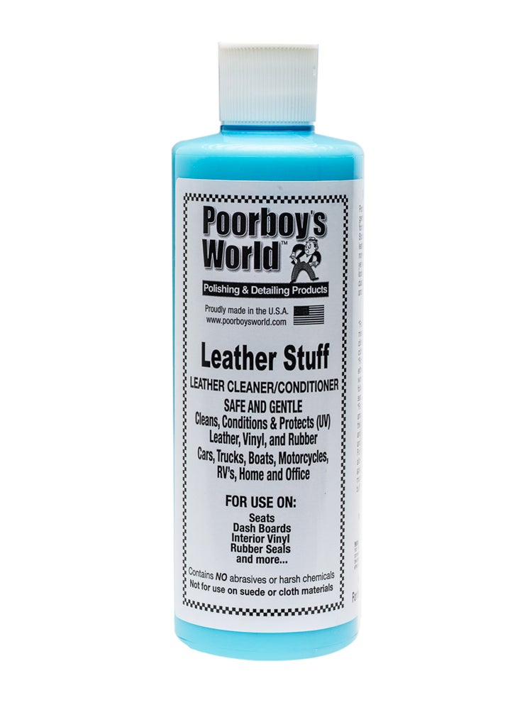 Image of Poorboy's World Leather Stuff 16oz (473ml)