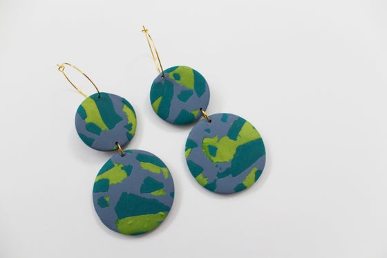 Image of Polymer Clay Earrings DIY Kit