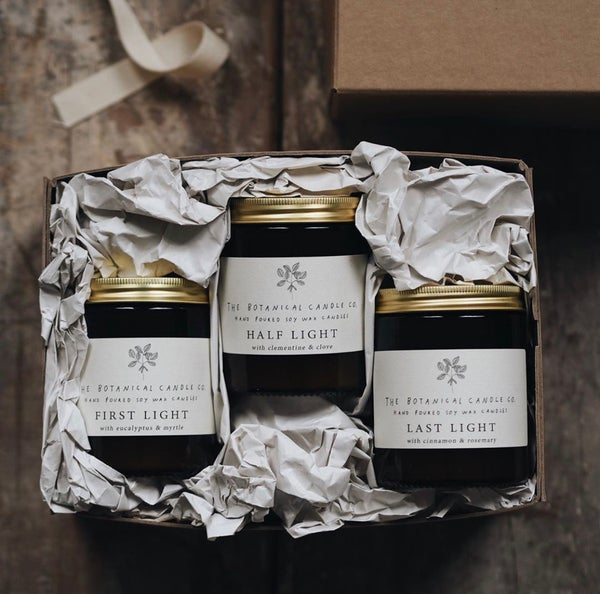 Image of Vela Winter Light Collection de The Botanical Candle Co.