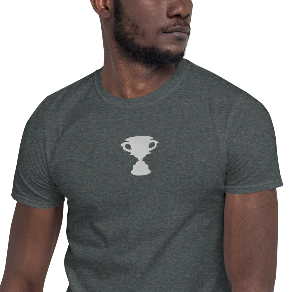 Image of Trophy Embroidered T-Shirt