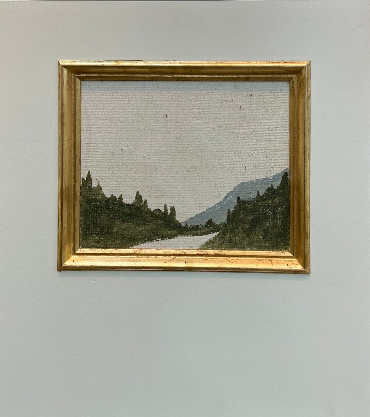Image of Weighted Tuscan Landscape