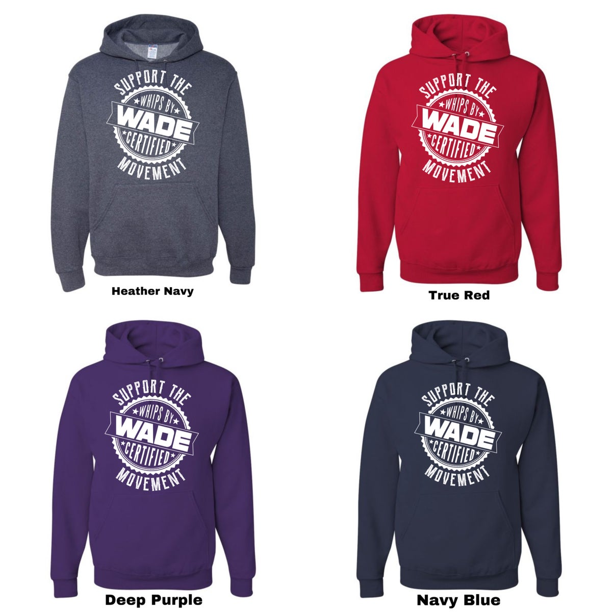 Image of Support The Movement Hoodie : * PRE-ORDER *