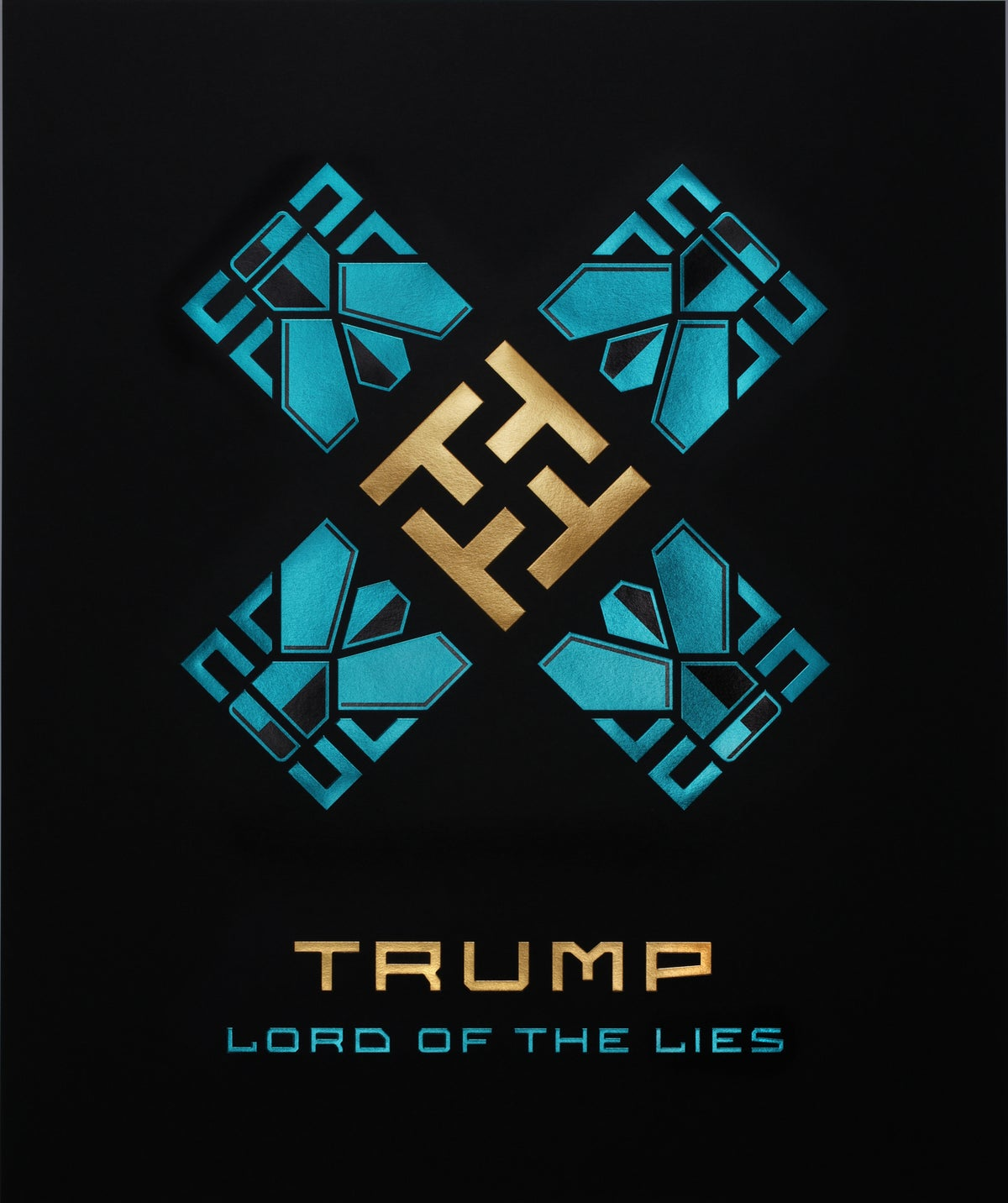 """Image of """"Trump: Lord of the Lies"""""""