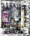 Genesis - Large modern abstract paintings