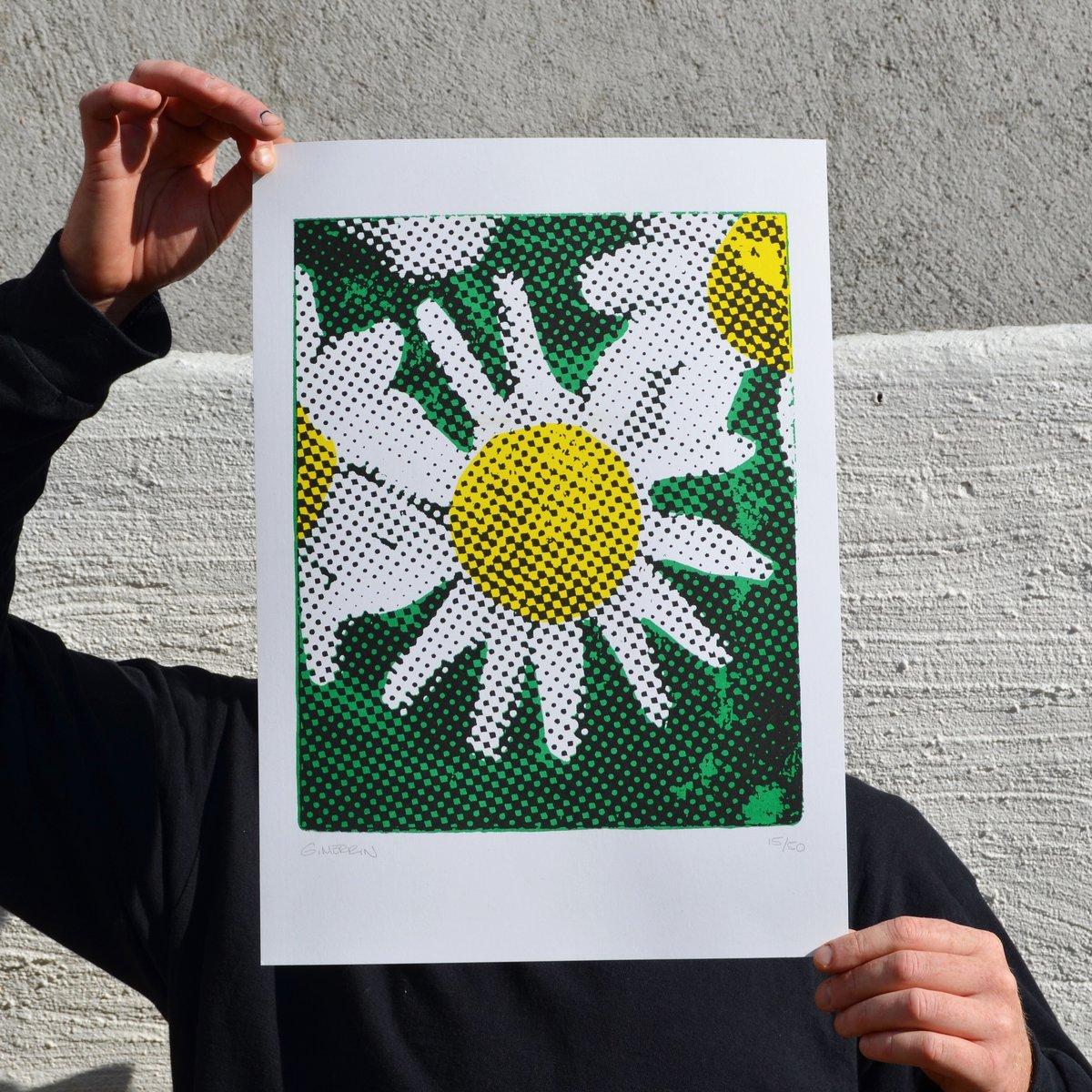 'Plant Study 1' - A3 Print