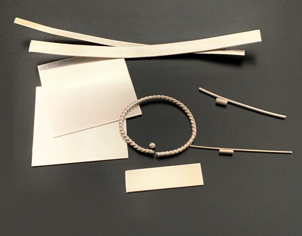 Image of Heirloom Locket Materials Kit