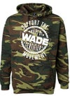 Camo Support The Movement Hoodie : PRE-ORDER