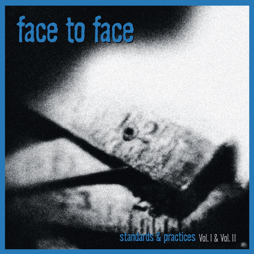 Image of face to face - Standards and Practices Vol I & Vol II (2X LP)