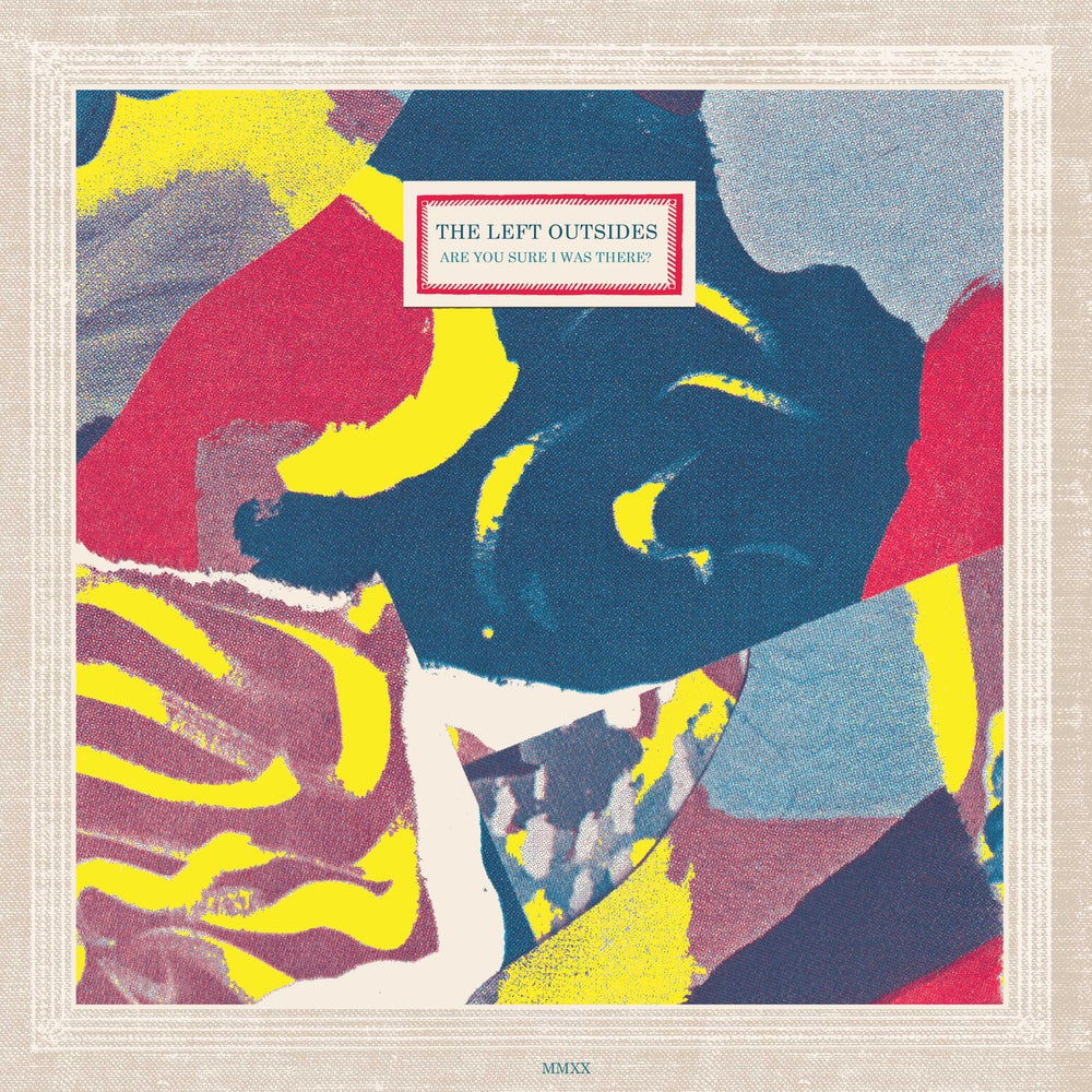 Image of The Left Outsides - Are You Sure I Was There (Sam Giles CDr Edition) CARDINAL FUZZ