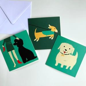 Greeting Card Bundle - Dog Range