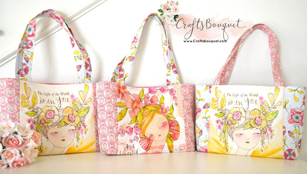 Image of Bloom and Grow Tote Bag