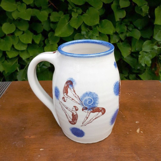 Image of Dive In Mugs by Bunny Safari