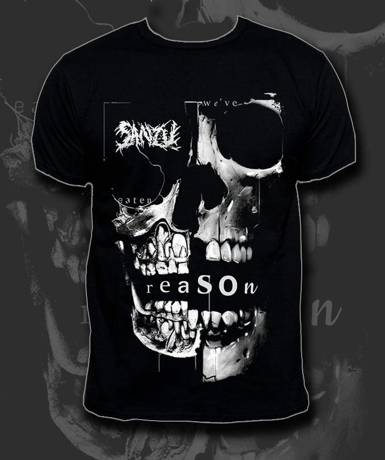 Image of We've Eaten Reason Shirt (Soft Weight Garment)