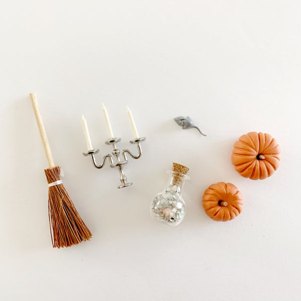 Image of Dollhouse Halloween Bundle 1