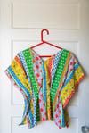fluttery picnic shirt