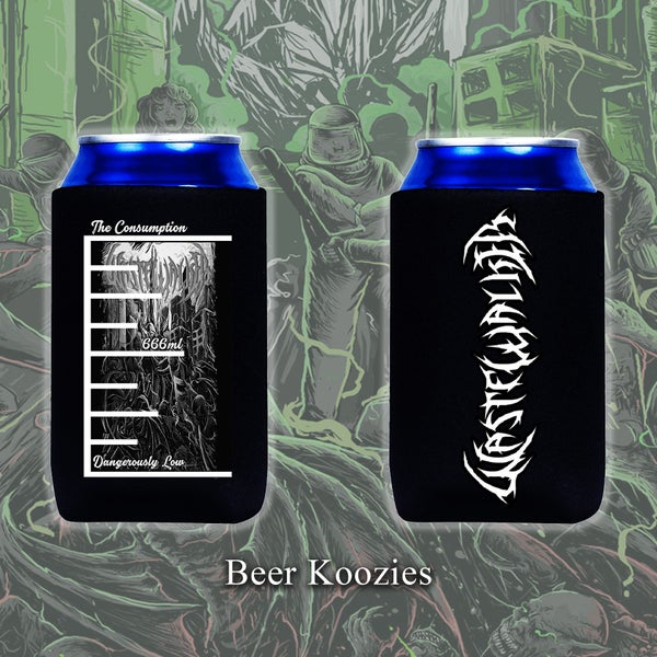 Image of Wastewalker Lowborn Beer Koozie (PRE-ORDER - Will ship in roughly 4-6 weeks)