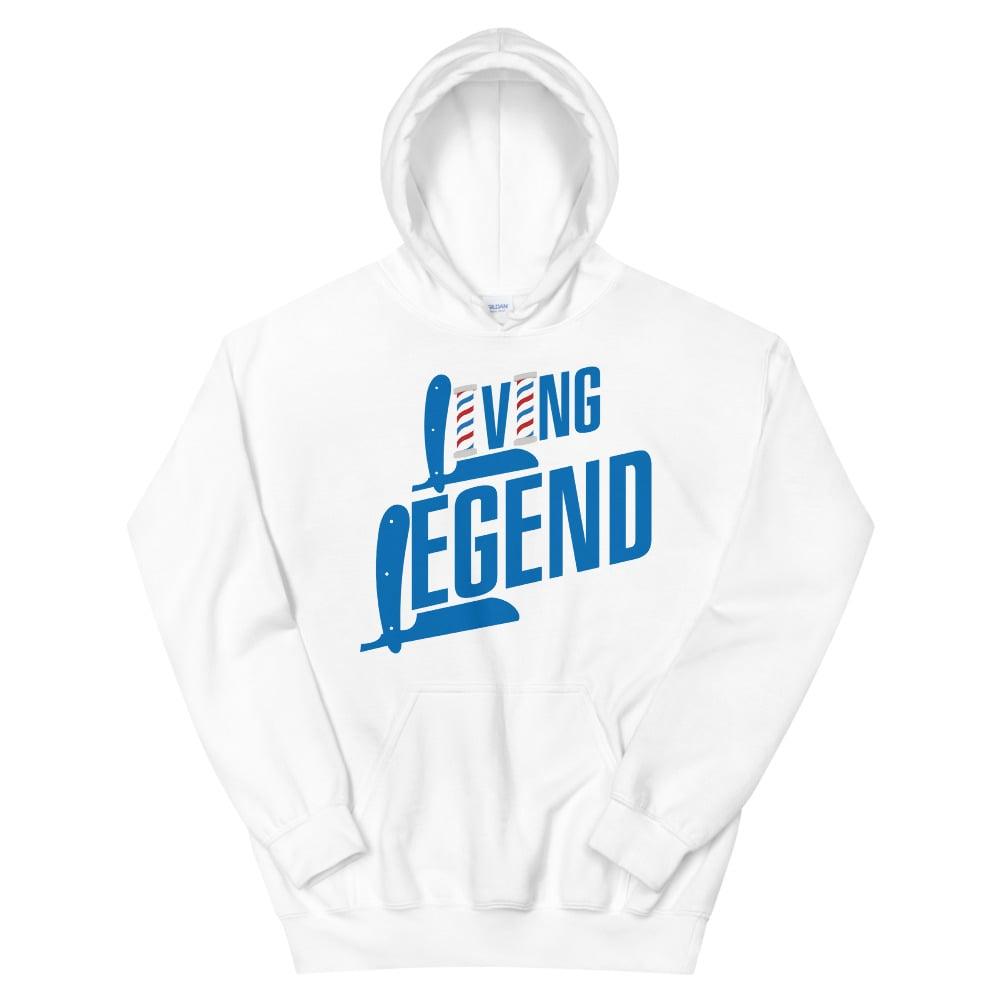 Image of Living Legend (Blue) Hoodie