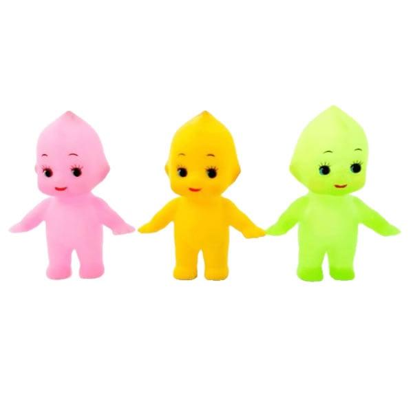 Image of Multi coloured Kewpie dolls