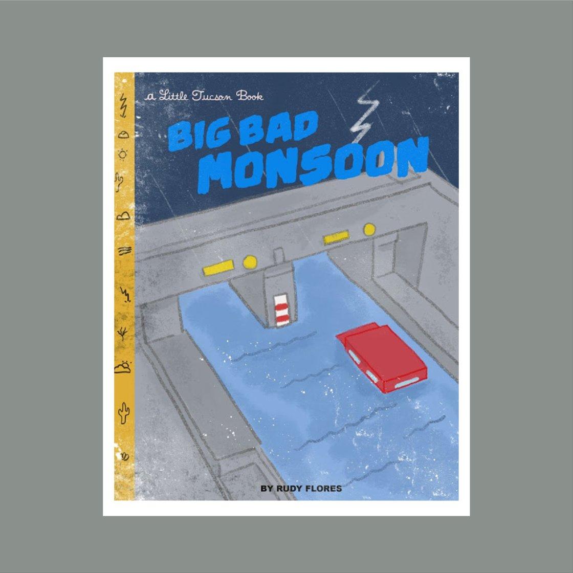 Image of Big Bad Monsoon