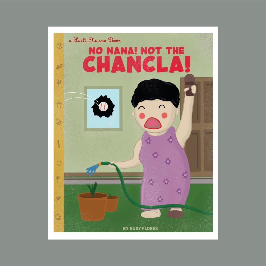 Image of No Nana! Not the Chancla