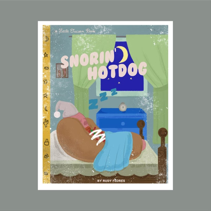 Image of Snorin' Hotdog