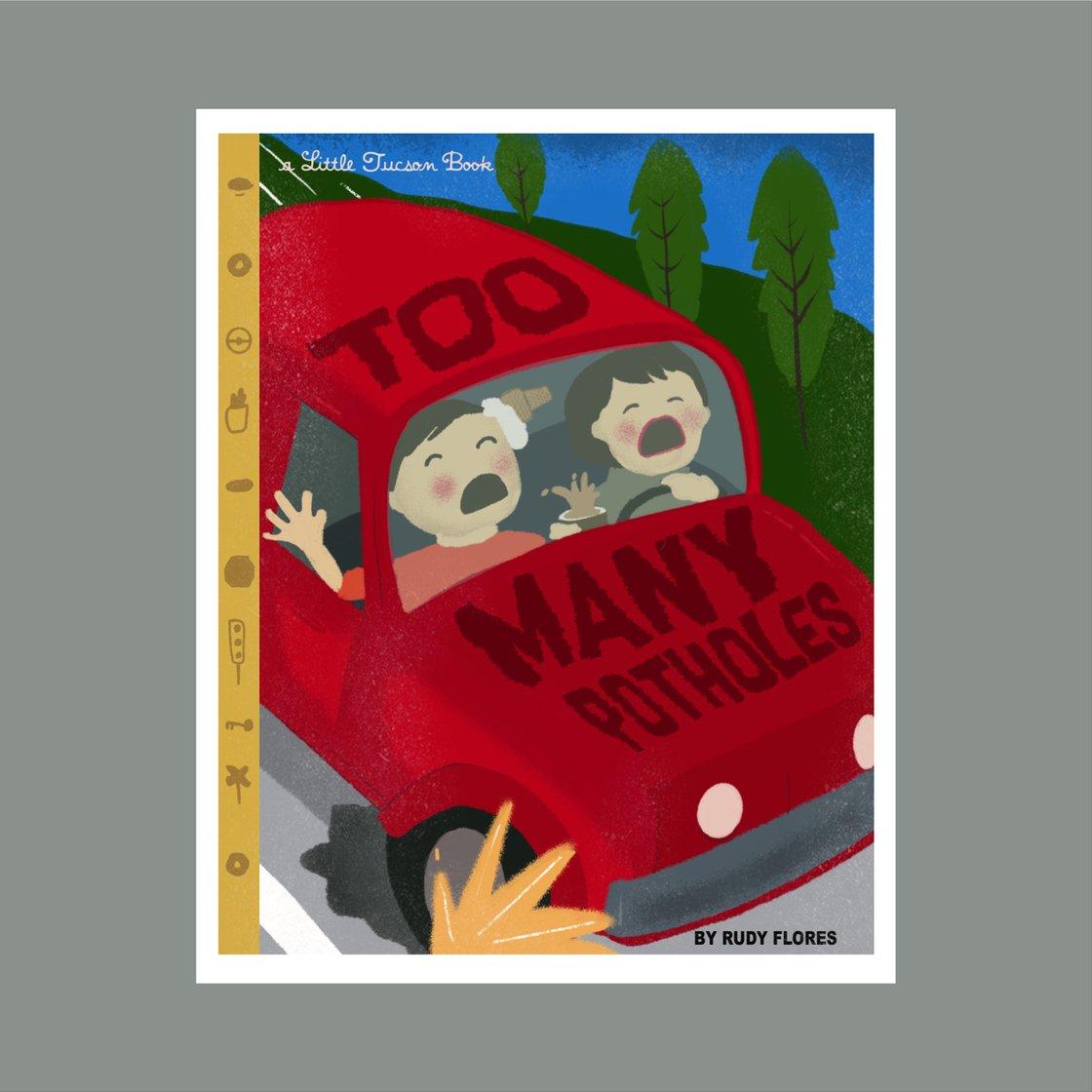 Image of Too Many Potholes
