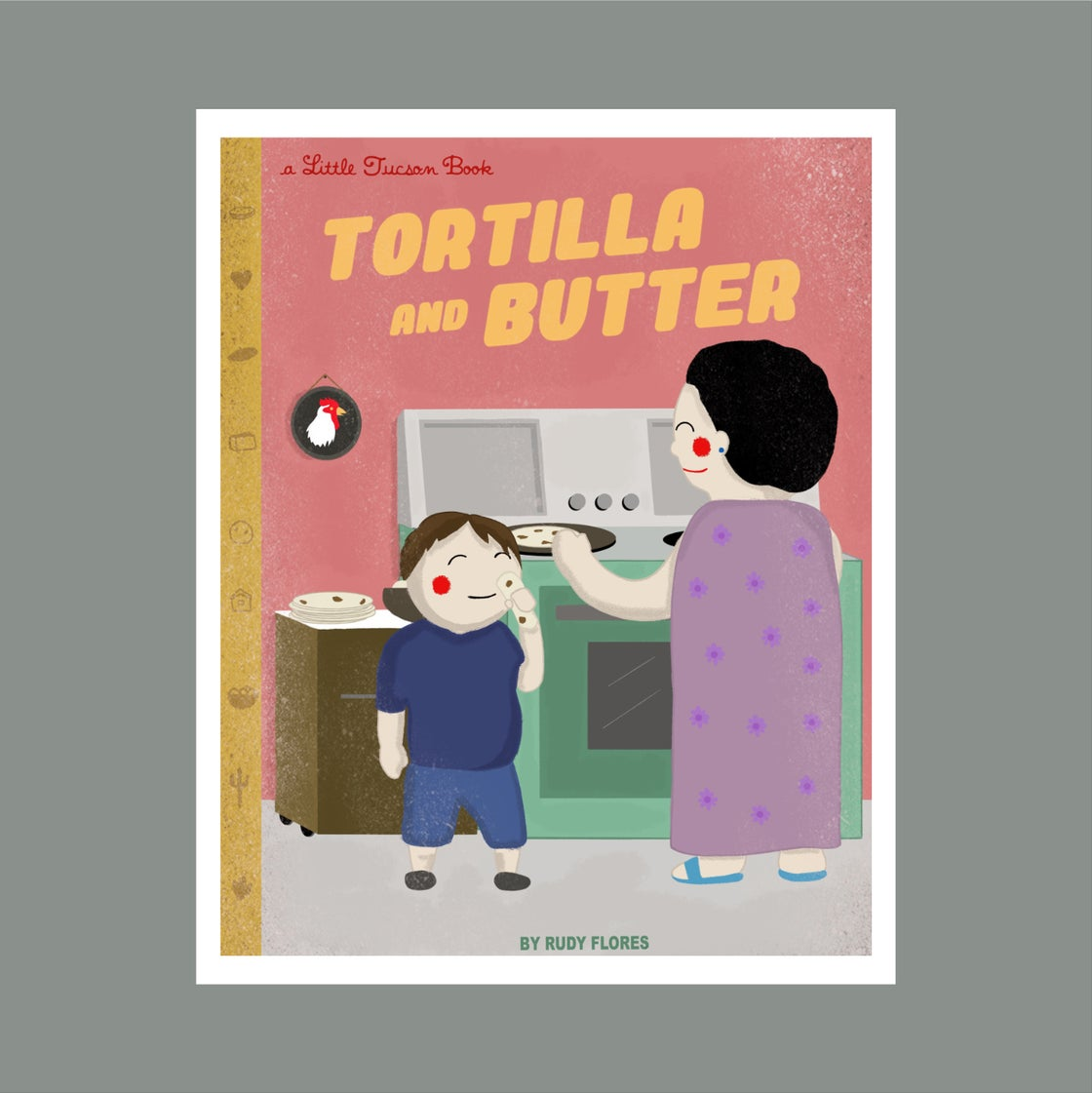Image of Tortilla and Butter