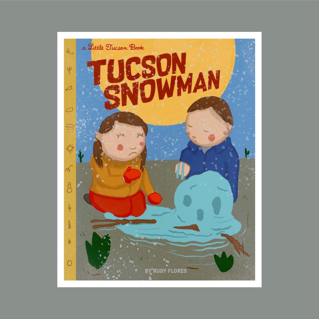Image of Tucson Snowman