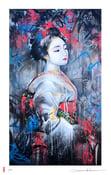 Image of 'Tag Geisha' - Limited edition print