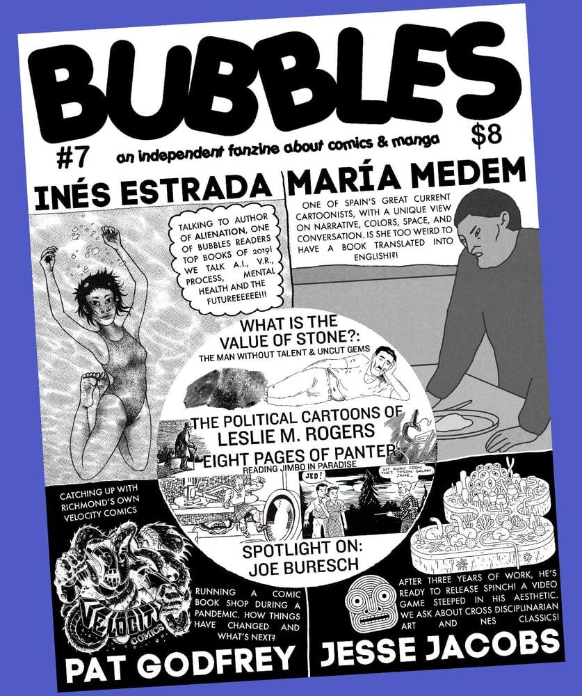Image of Bubbles Zine #7