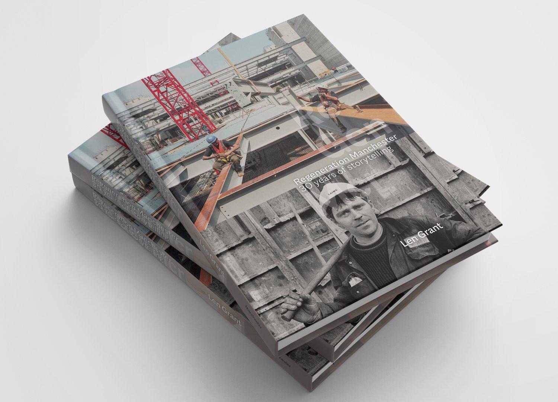 Image of Regeneration Manchester: 30 Years of Storytelling