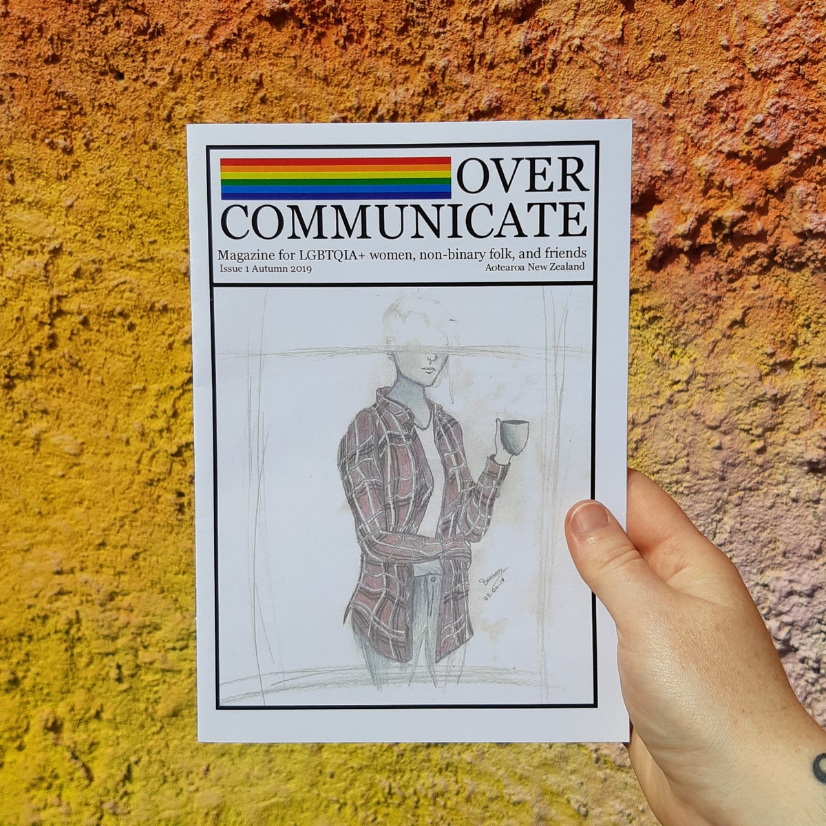 Image of Issue 1 - Autumn 2019