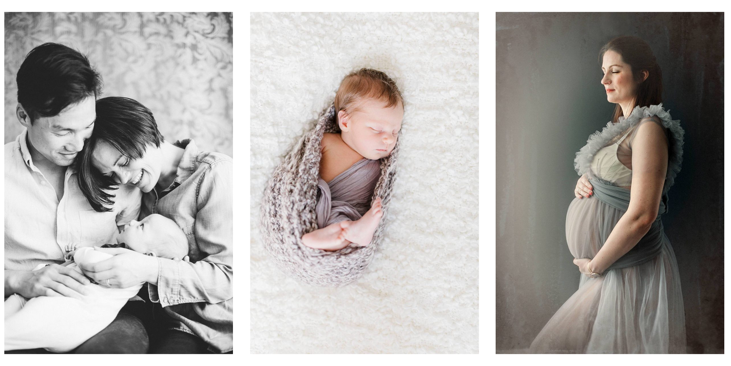 Image of Fotosession Family / Newborn /Babybauch