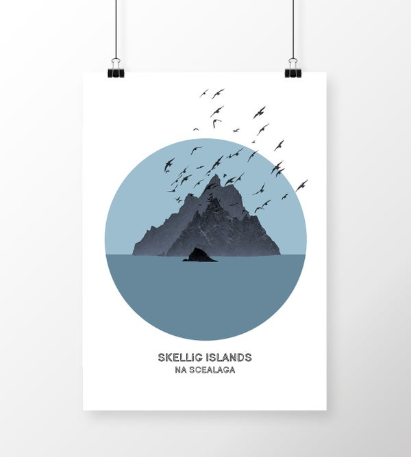 Image of Skellig Islands