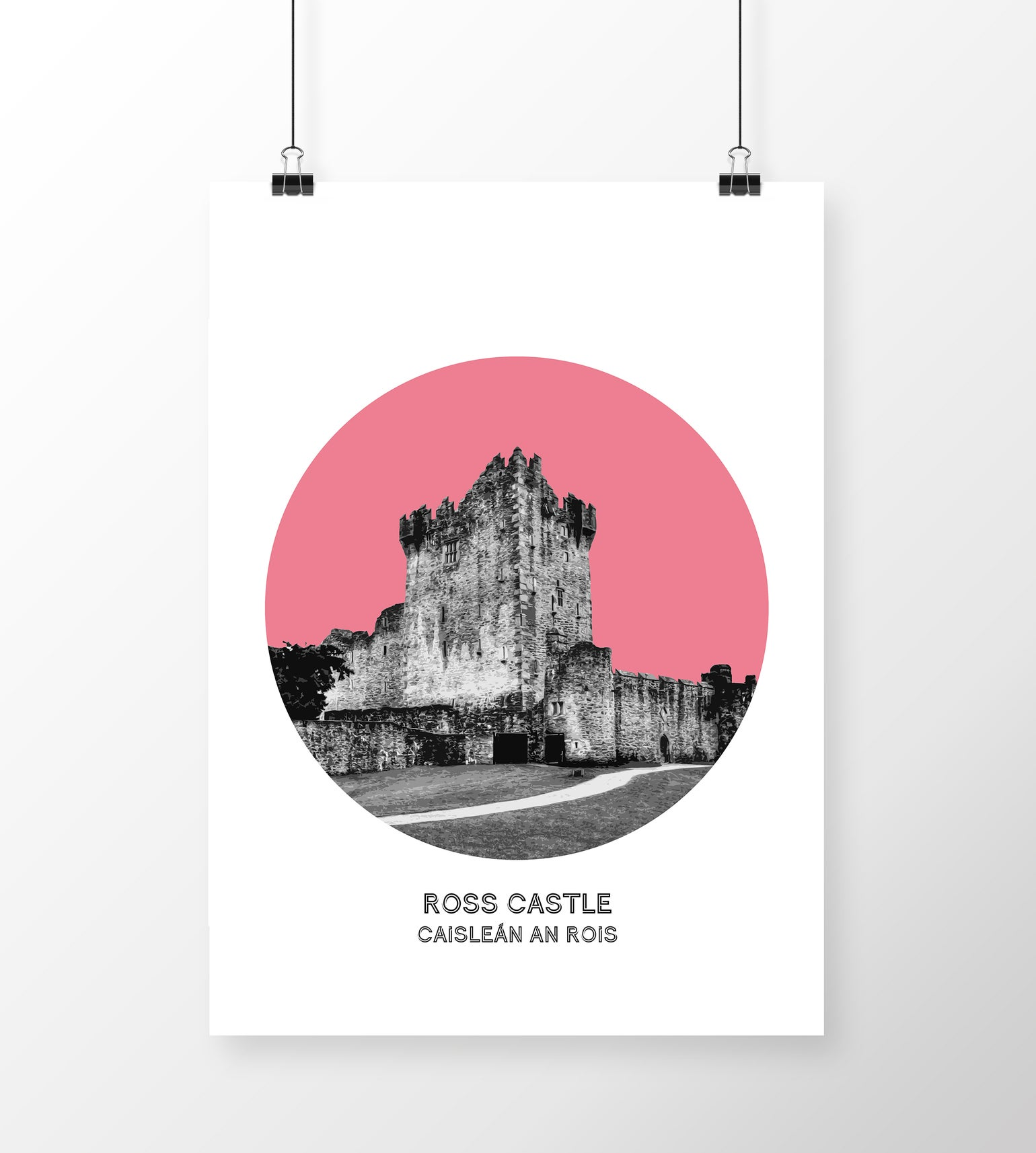 Image of Ross Castle, Killarney National Park
