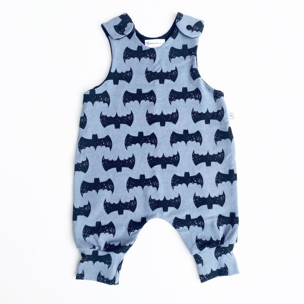 Image of Grey Bat Romper