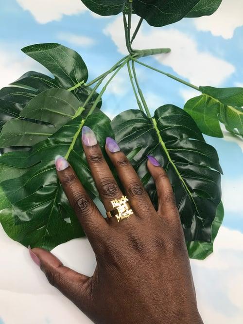 Image of Black girl magic ring