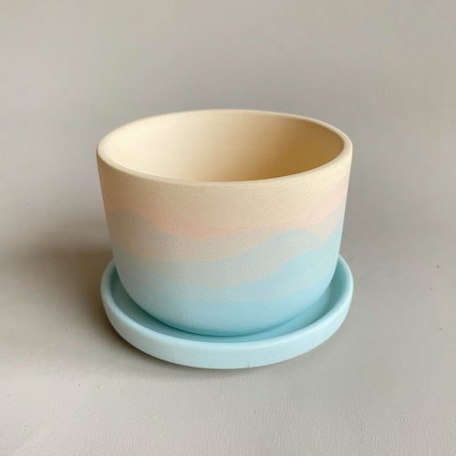 Image of Sunset porcelain collection by Peaches