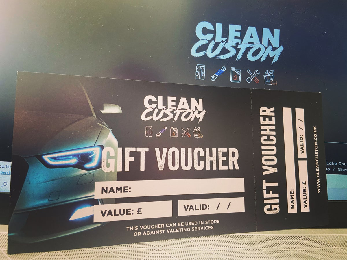Image of Gift Vouchers - In Store