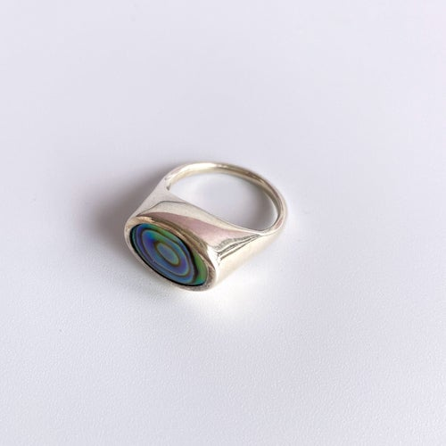 Image of LUINY Abalone Ring