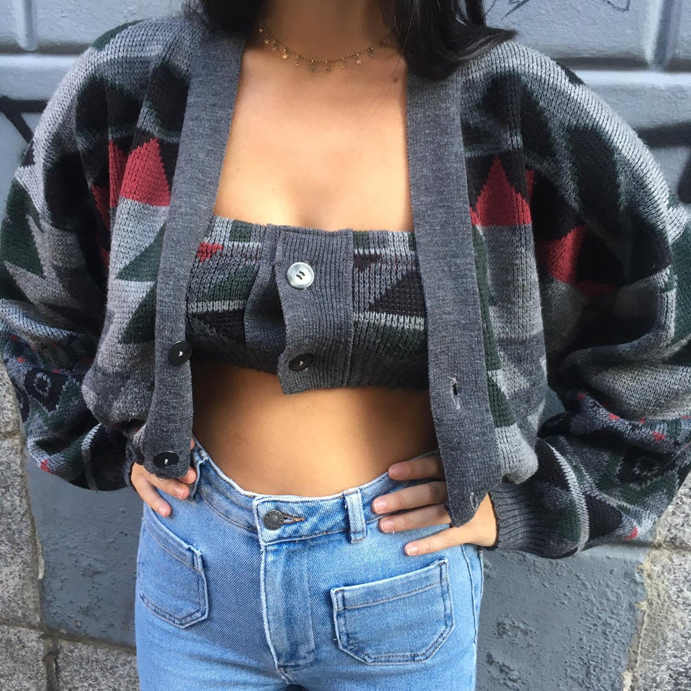 Image of CO-ORD BY GROUPIES VINTAGE,
