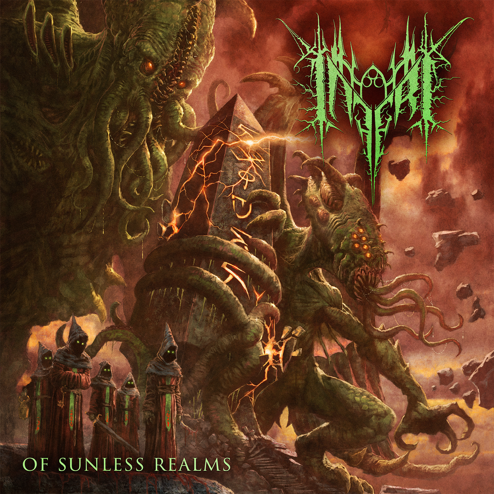 Image of INFERI - Of Sunless Realms - CD