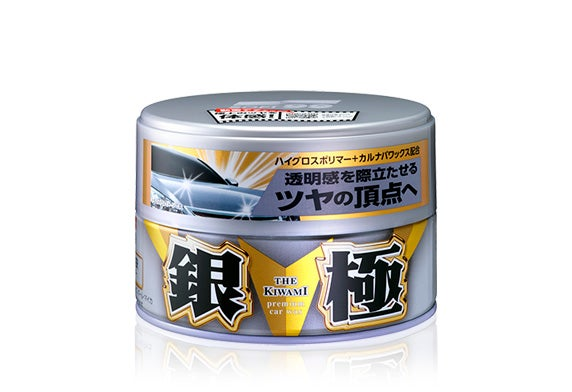 Image of The Kiwami Extreme Gloss Wax - Silver